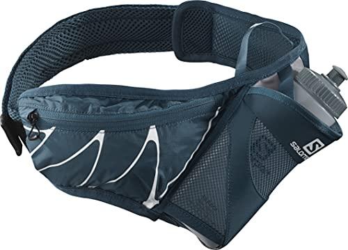 Salomon Sensibelt Cinturón de running con Botella 3D y medida ajustable para trail running