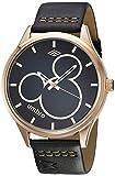 Reloj Umbro Disney Unisex , pulsera de Piel de Becerro