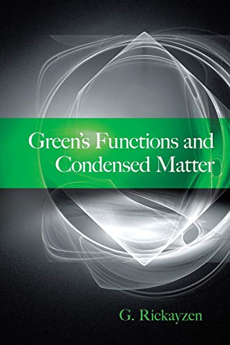 Green's Functions and Condensed Mat…