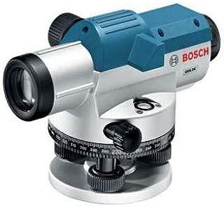 Bosch GOL26-RT 26x Automatic Optical Level Kit (Renewed)