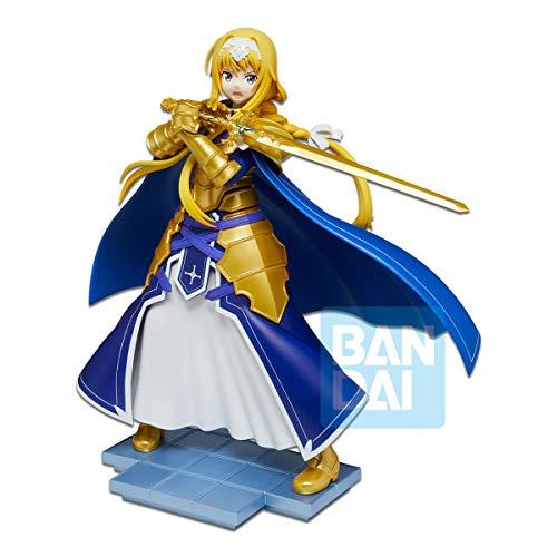 Banpresto - Sword Art Online: Alicization Estatua Alice, multicolor, 18 cm (Banpresto 85115)