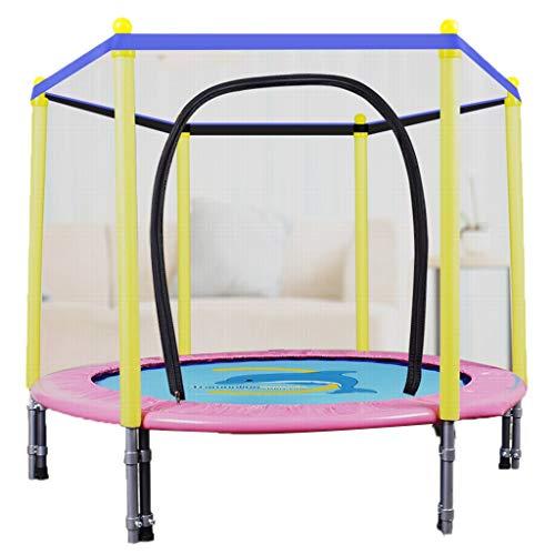 Outdoor Trampolines Vouwen trampoline Binnenlandse kinderen indoor stuiteren bed Veiligheid net springbed Ouder-kind spel interactie Kan dragen 200kg Speelgoed & Spelletjes