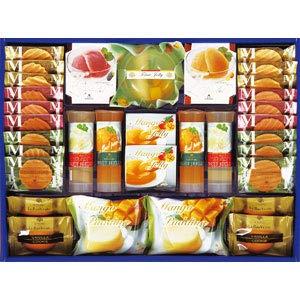 賞味期限:2021年12月 京都ラ・バンヴェント フルーツゼリー&焼菓子詰合せ LBD-30G [アウトレット品]