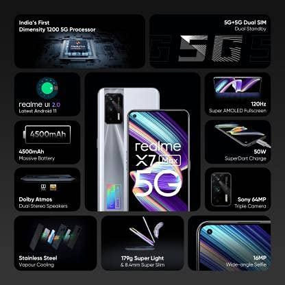 Realme 7X Max