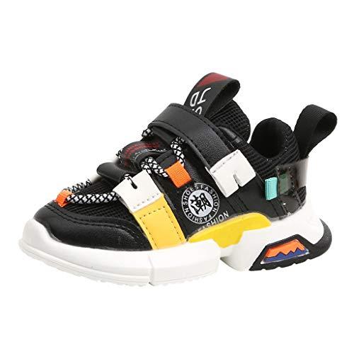 Luckycat Zapatillas de Niños Niñas Running Zapatos Deporte para Correr Sneakers Ligero Zapatillas de Gimnasia para Unisex-Niños