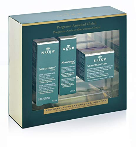 Nuxe Nuxuriance Ultra Pack Replenishing Serum 30ml + Eye And Lip Contour Cream 15ml + Replenishing Rich Cream 50ml