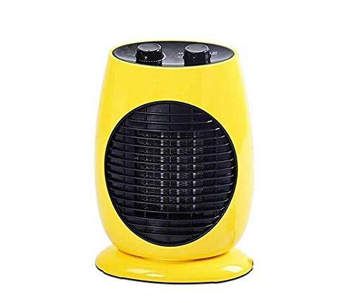 XIANGAI Calefactor Pequeños electrodomésticos Vertical Calentador eléctrico Ventilador Vertical Mini Oficina Calentador...