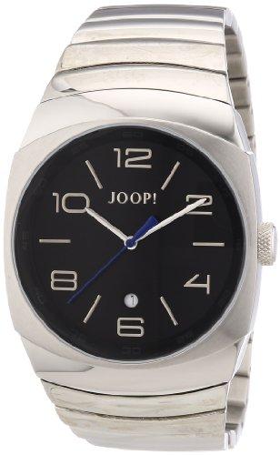 Joop Herren-Armbanduhr XL Odyssey Analog Quarz Edelstahl JP100681F08
