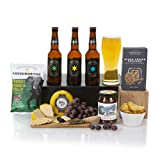 Craft Beer and Cheese Hamper - Beer Hamper For Him - The Perfect Gift For The Beer Lover