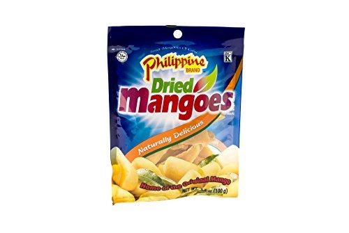 Philippines La mangue séchée (en conserve) 100g
