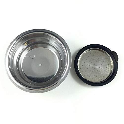1-Tassen Filter von Delonghi für Kaffeemaschine Distinta Dedica Icona ECO311 Scultura EC8