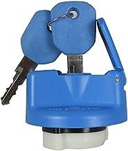 locking cap for def tank