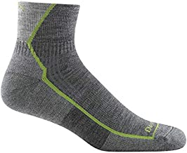 DARN TOUGH (Style 1959) Men's Hiker Hike/Trek Sock - Gray, XL