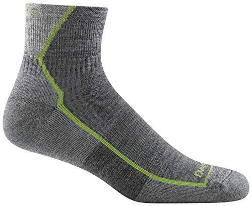 DARN TOUGH (Style 1959) Men's Hiker Hike/Trek Sock - Gray, Large