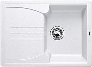BLANCO ENOS 40 S - Fregadero (Blanco, 1 senos, 320 x 422 mm