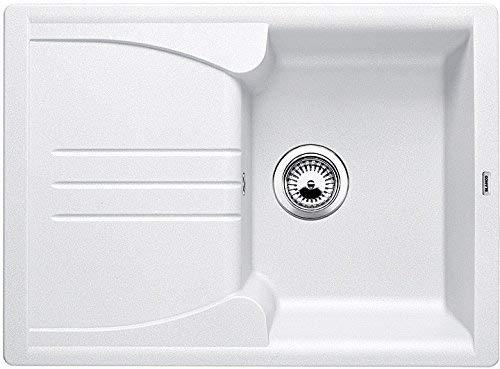 BLANCO ENOS 40 S - Fregadero (Blanco, 1 senos, 320 x 422 mm, 17,5 cm)