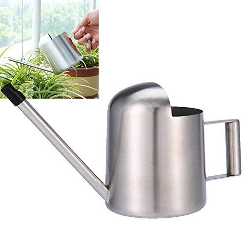 300ml Long Mouth Tuinieren Garden Tool Mini Gieter huishouden ketel Plant Bonsai Sprinkling Flower Stainless Steel Can: China