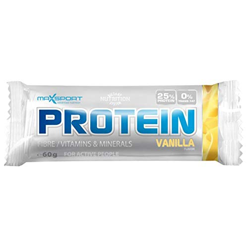 Maxsport Protein Bars x12