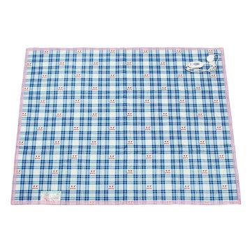 DyNamic 220V elektrische slaapkamer verwarmd matras Polyester 2 temperatuurverwarming instelbaar voor cadeau Twin Queen King Size - Queen Size