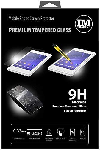 ENERGMiX Displayschutzglas kompatibel mit Sony Xperia E3 (D2203) Panzer Hartglas Schutz Glas extrem Kratzfest Sicherheitsglas