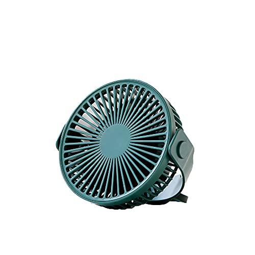 Silencioso desmontable montado en la pared pequeño ventilador portátil estudiante cama dormitorio ventilador de techo pequeño ventilador de carga silencioso pequeño ventilador