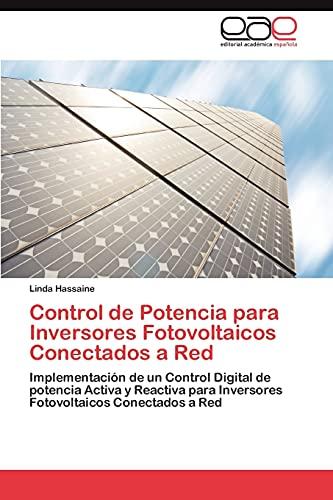 Control de Potencia Para Inversores Fotovoltaicos...