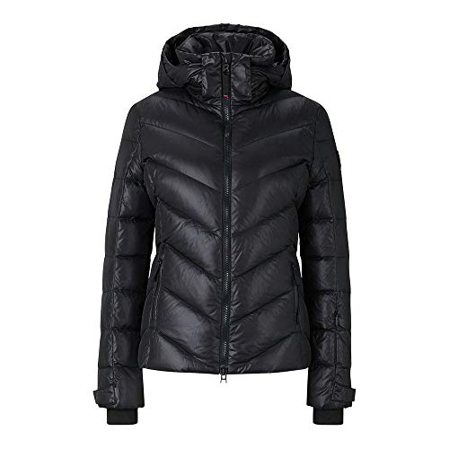 Bogner Fire + Ice Ladies Sassy2-D Schwarz, Damen Daunen Freizeitjacke, Größe 38 - Farbe Black