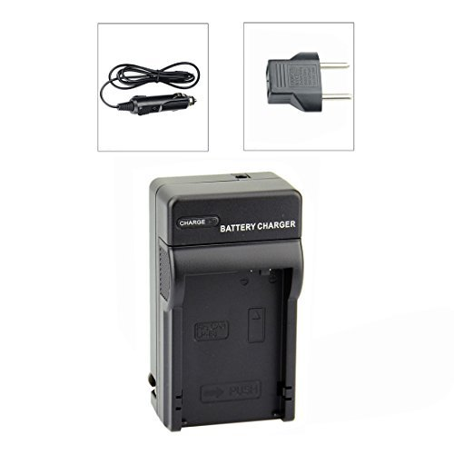 DSTE Replacement for LP-E8 DC99 Travel Charger Kit Compatible Canon EOS 550D 600D 650D 700D EOS Rebel T2i T3i T4i T5i Digital Camera Battery as LC-E8C