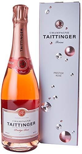 Taittinger Rose' Ast. M 7010327 Champagne, L 750