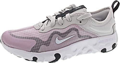 Nike Renew Lucent (GS), Scarpe da Corsa, Ice Lilac White Photon Dust off, Colore Nero, 36 EU