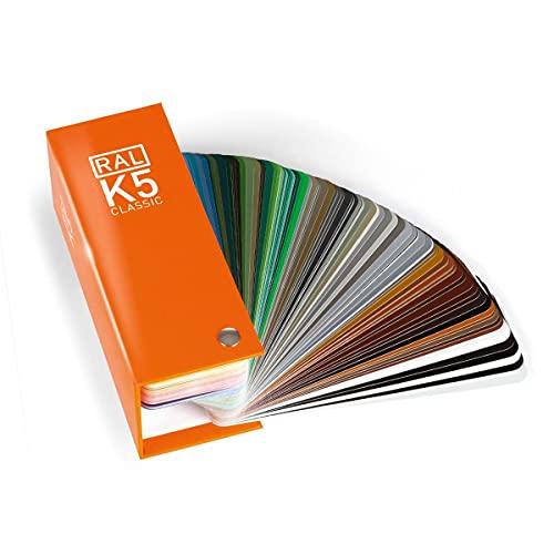 RAL K5 CLASSIC Colore a lucido