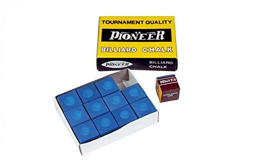Kreide Pioneer Blau 12 Stück im Pack