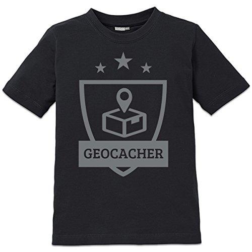 Camiseta de niño Geocacher Stars by Shirtcity