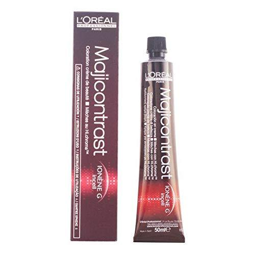 L'Oréal Professionnel Majicontrast Strähnen-Creme, rot, 1er Pack (1x 50 ml)