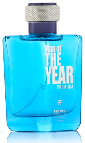 The French Factor Man of The Year Perfume For Men - 100ml (Premium)