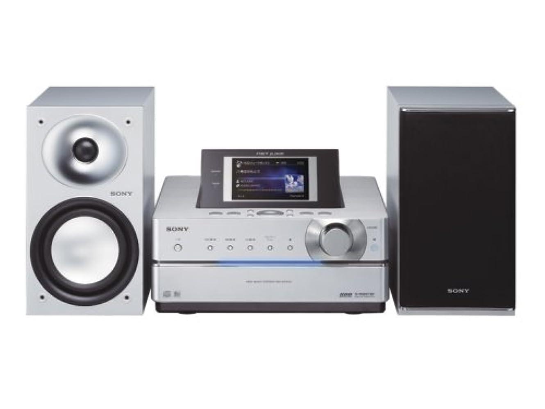 エレクトロニックお手入れビルダーソニー ハードディスクコンポ ネットジューク <MDシステム内蔵> NAS-M75HD