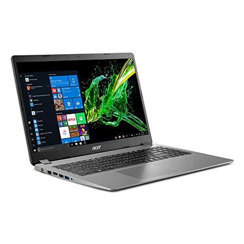 Product Image 3: 2020 Acer Aspire 3 15.6″ FHD Laptop Computer, 10th Gen Intel Quad-Core i5-1035G1, 12GB DDR4 RAM, 256GB PCIe SSD, Intel UHD Graphics, Built-in Webcam, HDMI, Windows 10, Black, 32GB SnowBell USB Card