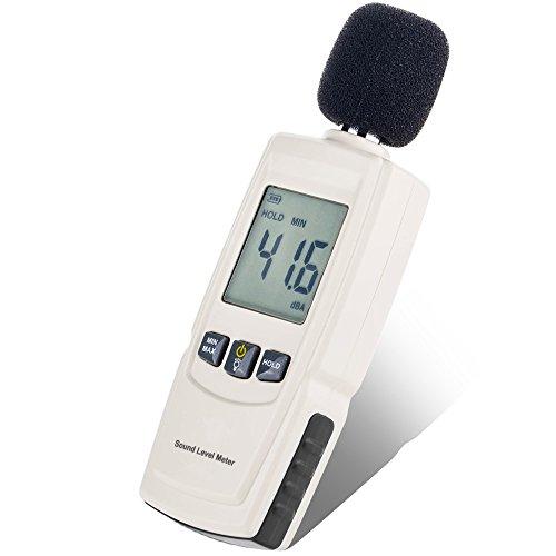Fonometro Professionale Misuratore Decibel,GRDE®...