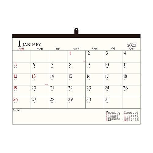 エトランジェディコスタリカ 2021年 カレンダー 壁掛け A2 アイボリー 0102-CLG-A2-01