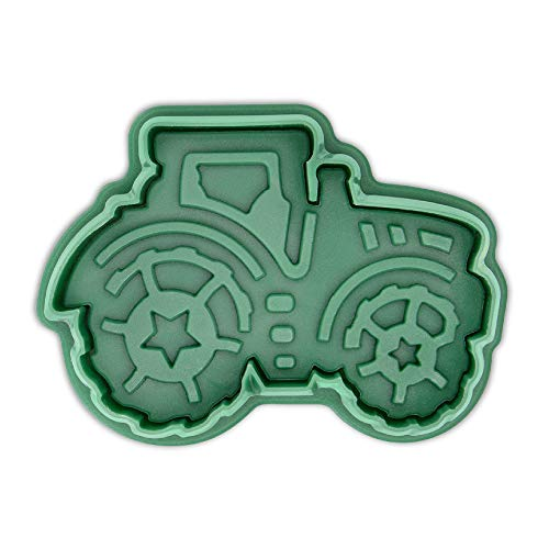 Städter 171848 Traktor Ausstecher, Kunststoff