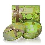The Gift Box Kerzen in Dosen Grapefruit und Lemongrass