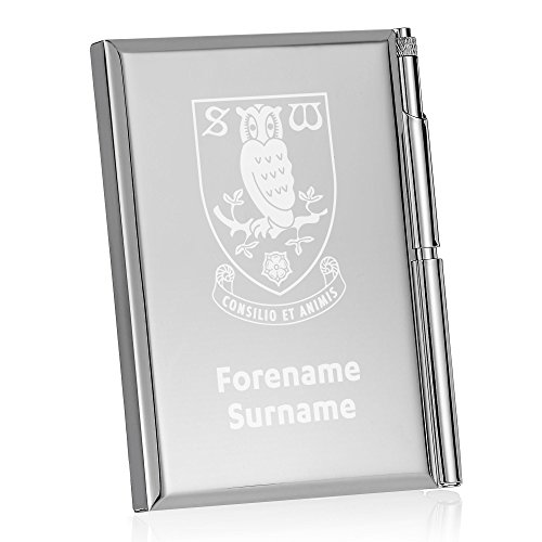 Made Just For You Sheffield Wednesday FC Crest Address Book