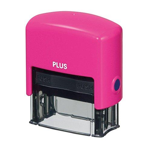 PLUS Kespon Guard Your Id Stamp Pink