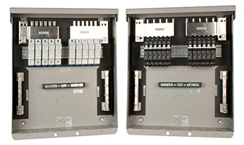 Midnite Solar Mnpv12 Photovoltaic Combiner Box - 12 Breakers