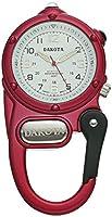 Dakota Women 's Quartz Metal Pocket Watch , Color : White ( Model : 38275)