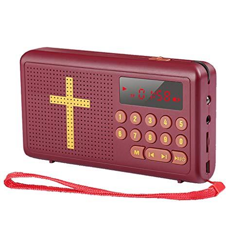 nengzhuzu Leitor de áudio da Bíblia Talking King James versão Bíblia Audios Player