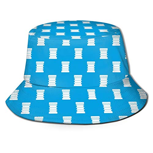 GAHAHA - Sombreros de pesca para hombres, tiendas de caza, color azul