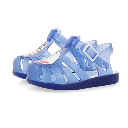 Gioseppo 47505 - Sandalias para Bebés, Azul, 24 EU