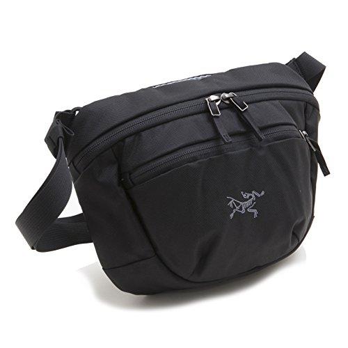 ARCTERYX アークテリクス 17172 Maka 2 Waistpack ウエストパック ボディバッグ ショルダーバッグ ウエストポーチ カラーBlack Black/ブラック [並行輸入品]