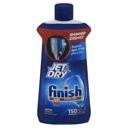Finish Jet Dry Rinse Agent, 27.5 Ounce